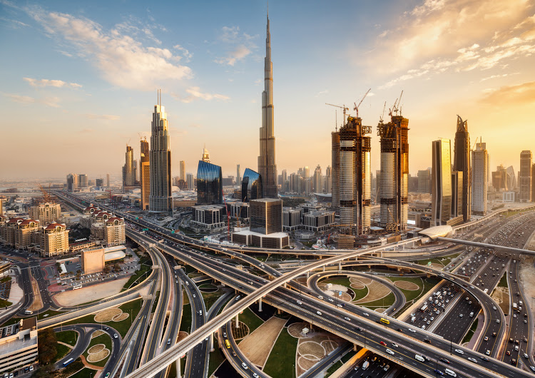 Dubai is The greatest city in the world